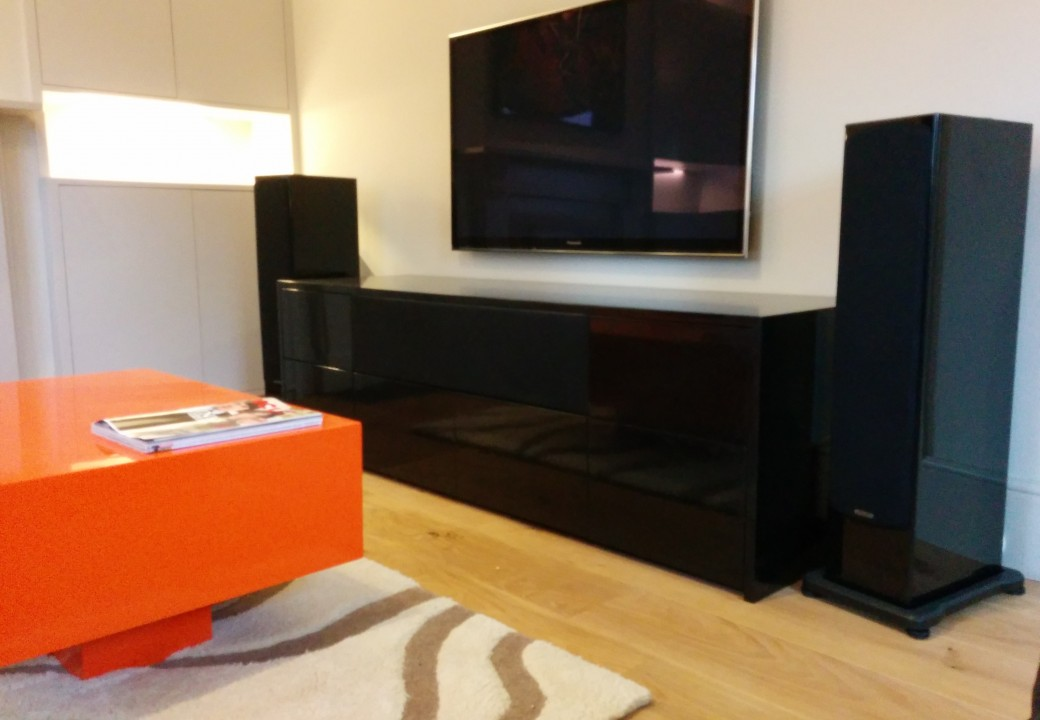 Bespoke TV And HiFi Cabinets