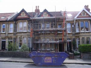 whole house refurbishment