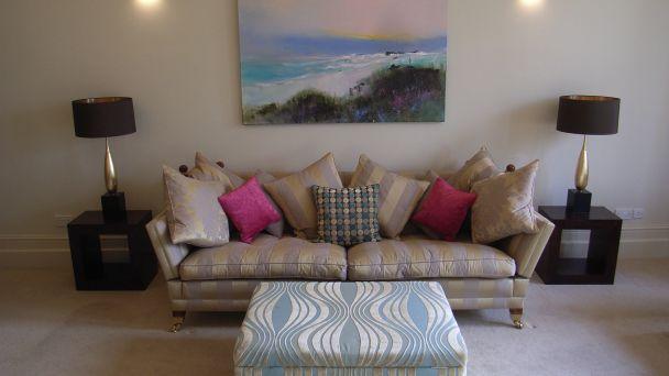 living room in Clifton Bristol
