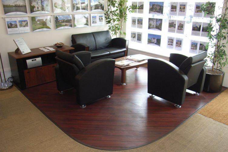 estate agent office design