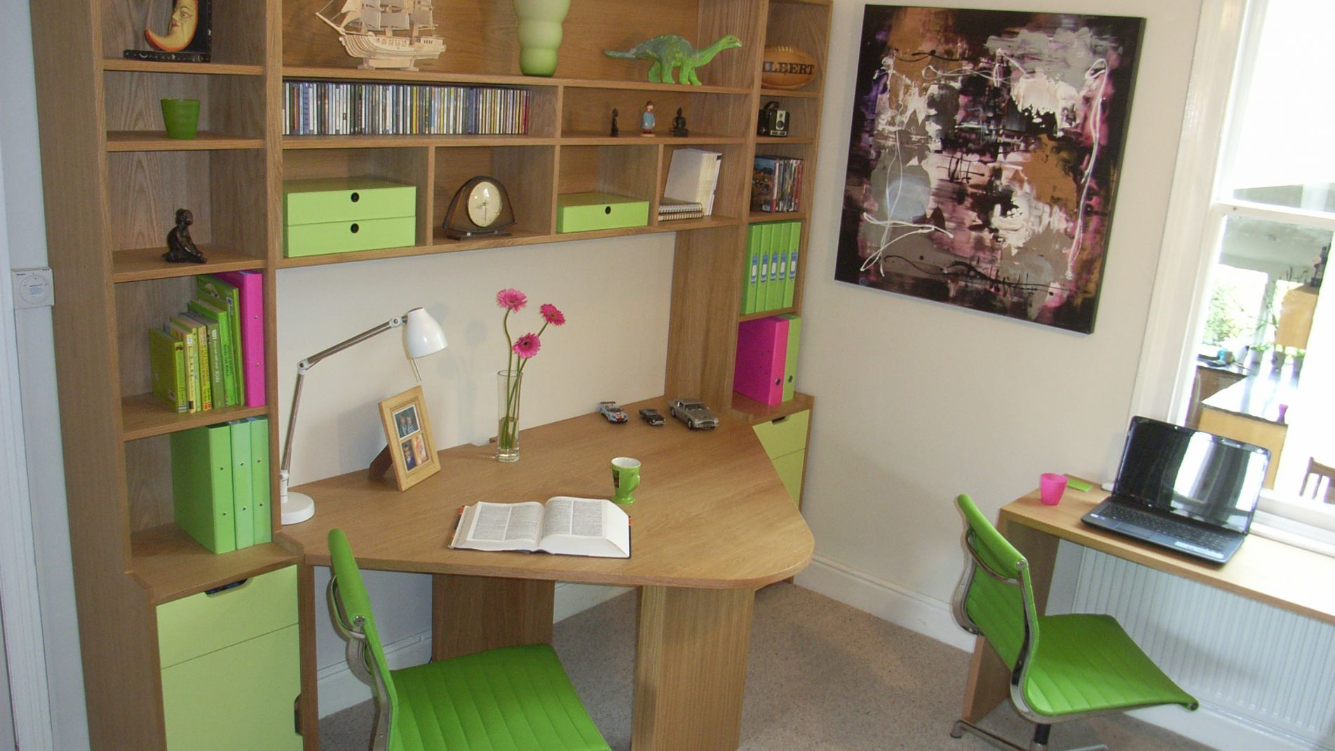 Home Office Design Style Within
