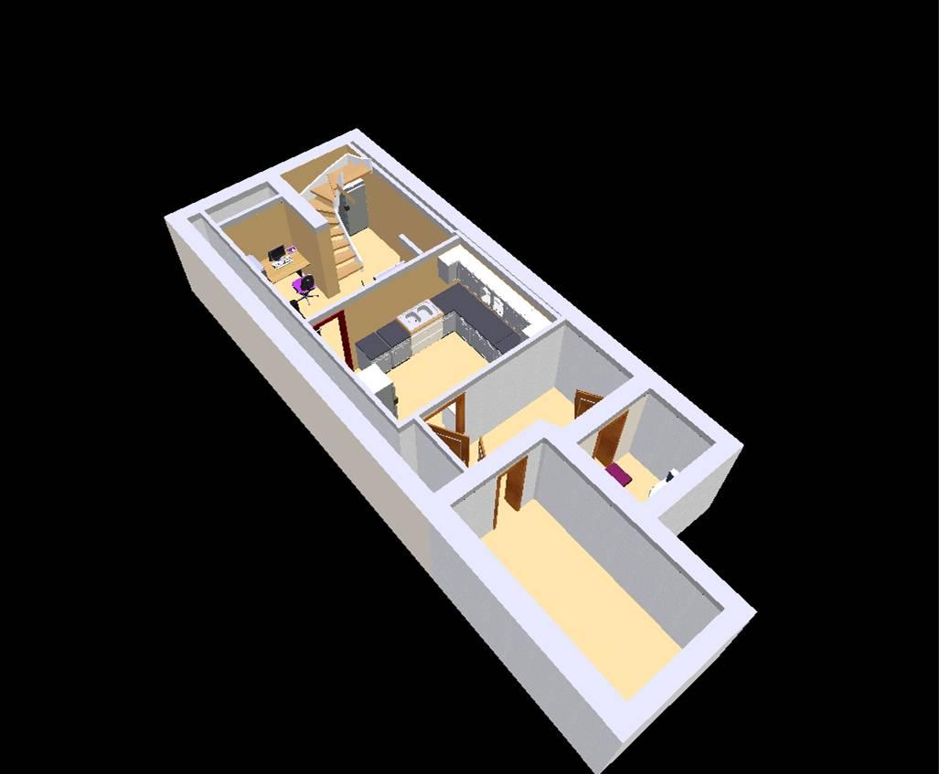 cafe basement schematic