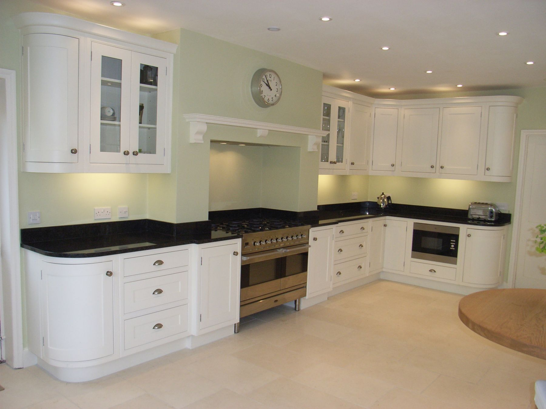 Contemporary kitchen diner bath style within for Style kitchen and bath