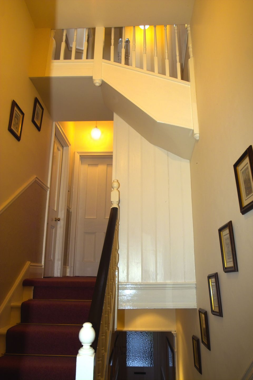 loft conversion in edwardian house