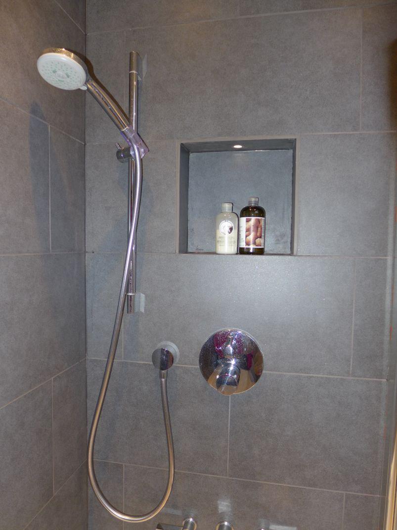 new shower handset
