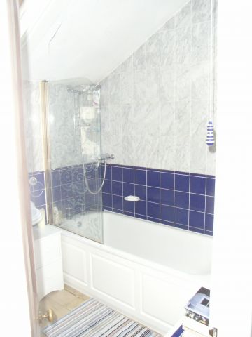 old shower needs replacing