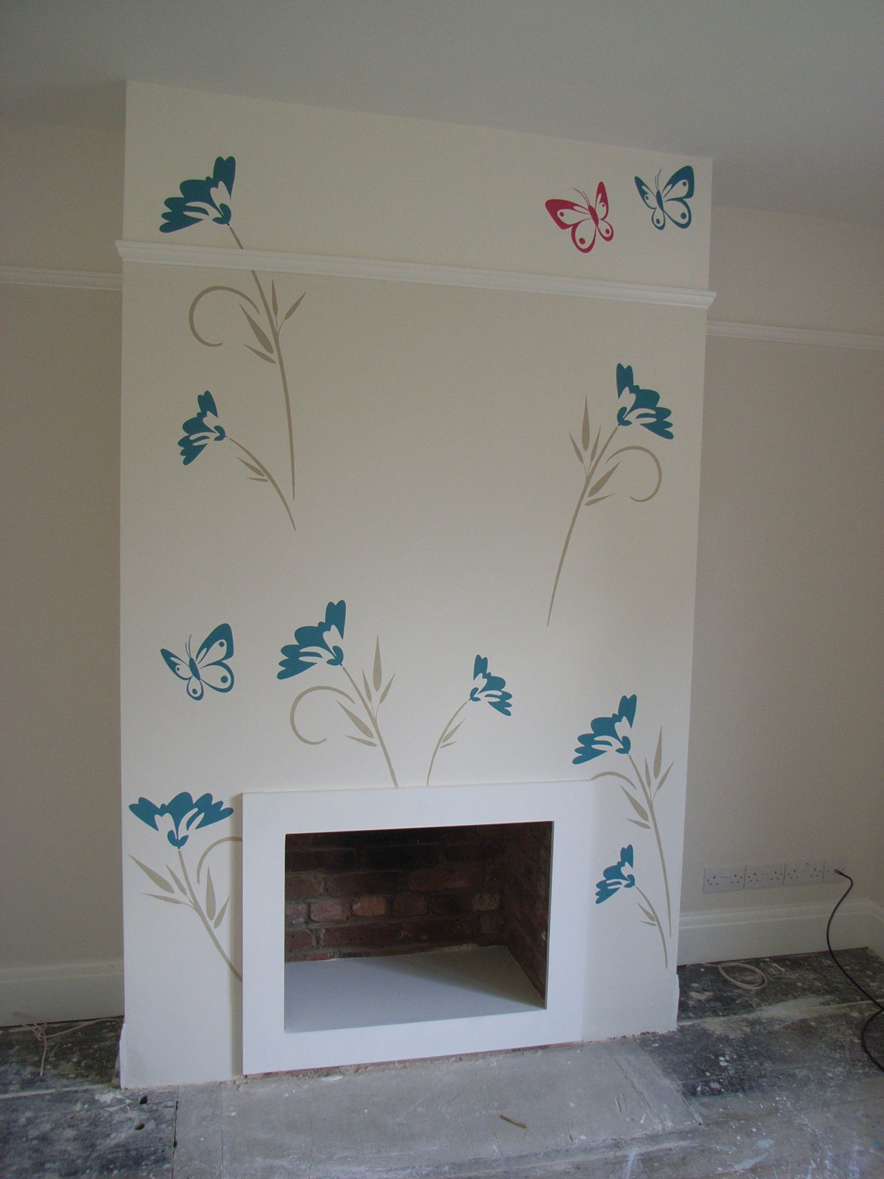 wall stencilling