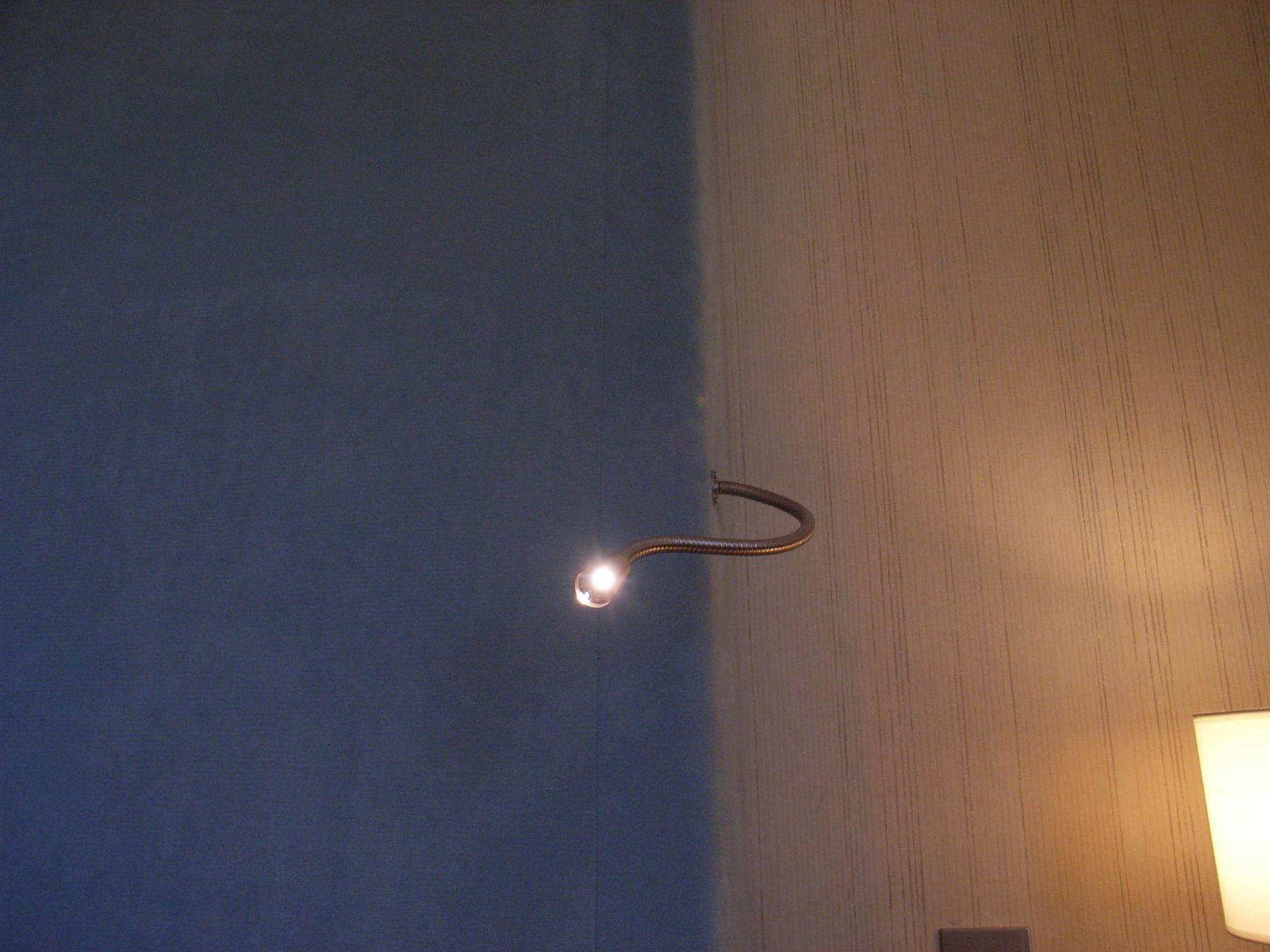 bedside reading light