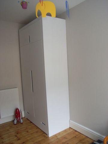 bespoke child's wardrobe