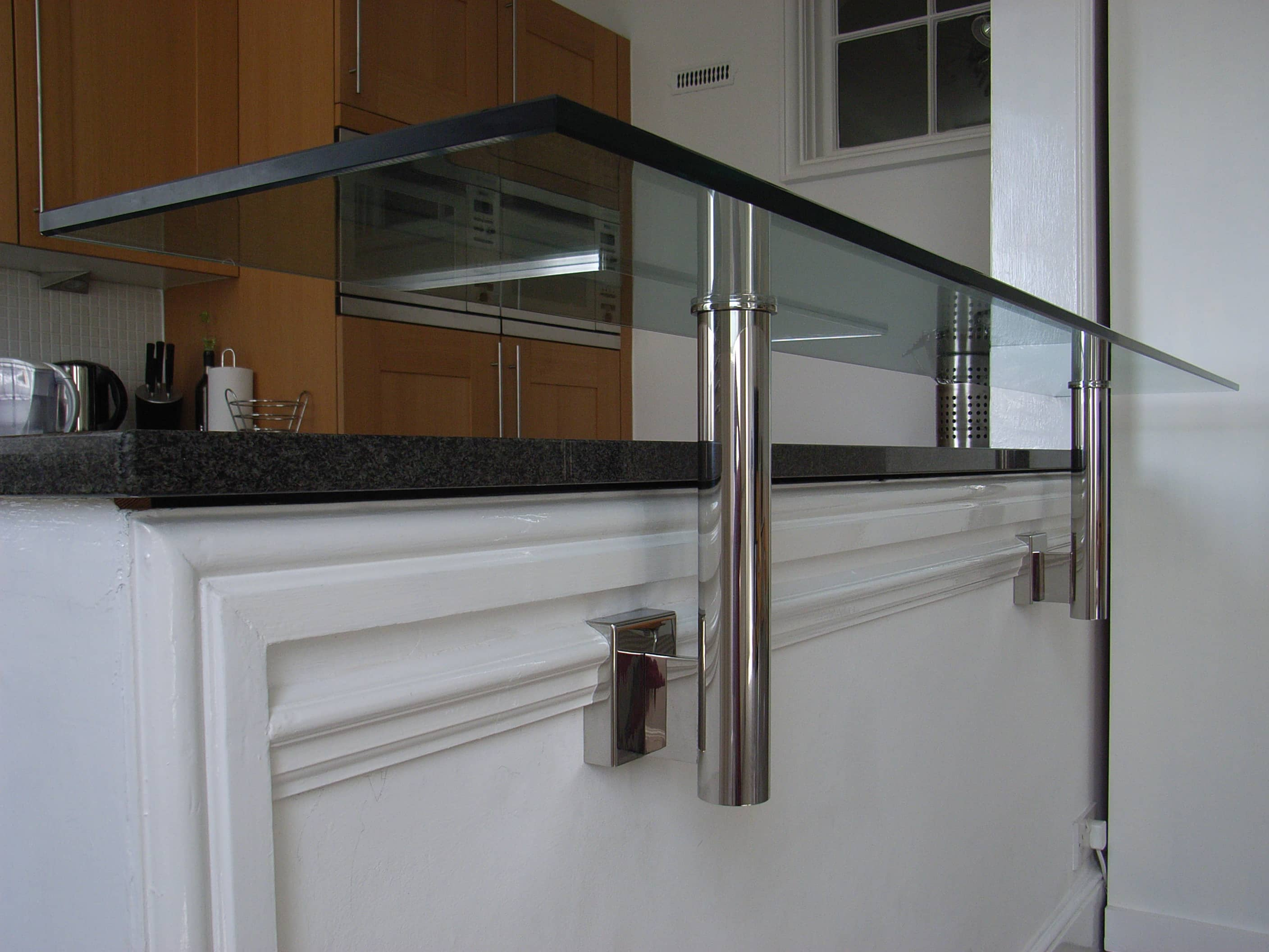 Bespoke products Bespoke glass furniture