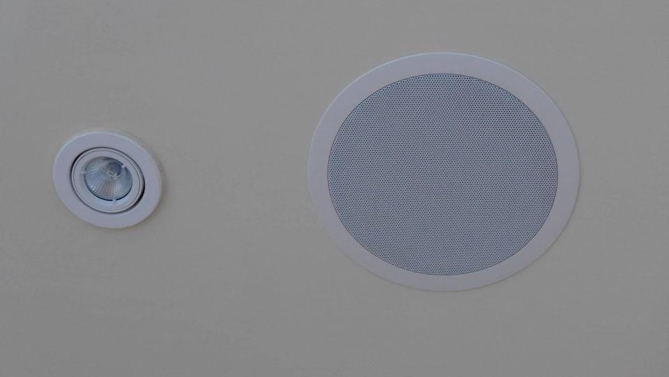 ceiling loudspeaker