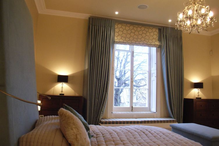 classic bedroom in clifton