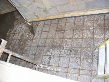 concrete floor reinforcement