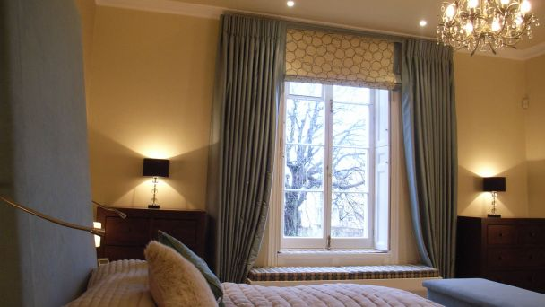 Roman Blinds Style Within