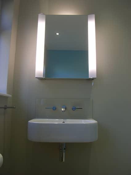 mirror cabinet lighting