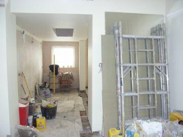 kitchen diner construction