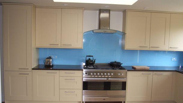 Kitchen Tile Upstand
