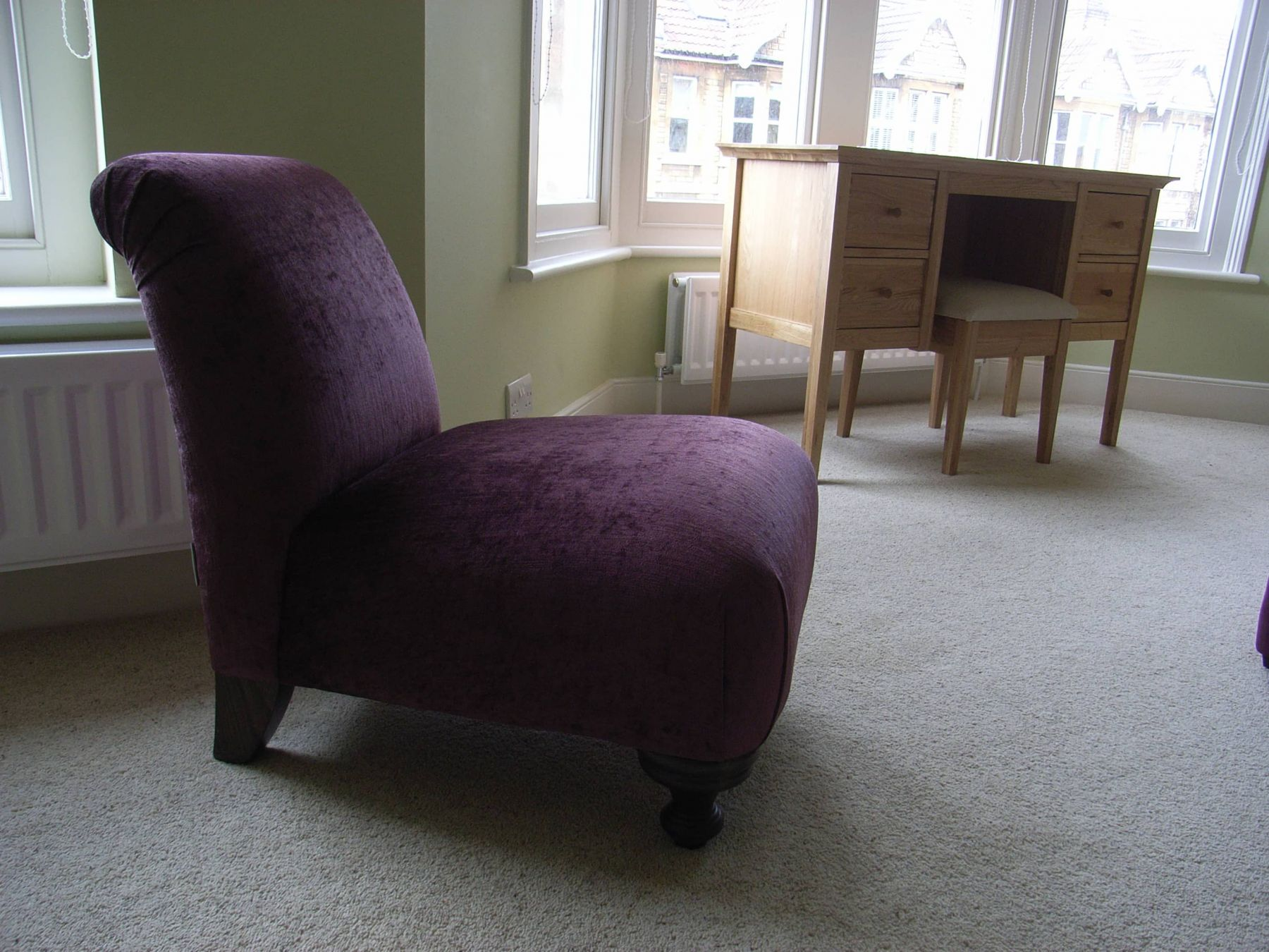 Bedrooms - Purple chairs for bedroom ...