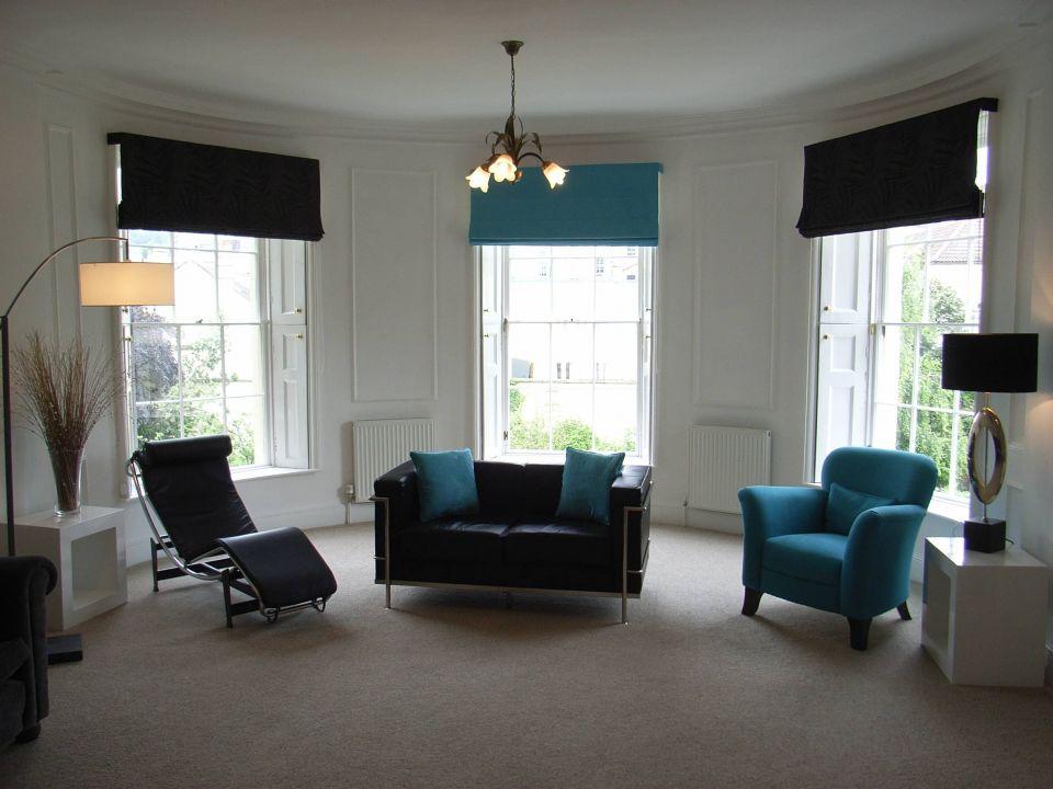 apartment refurbishment in Georgian Bath - The Circus