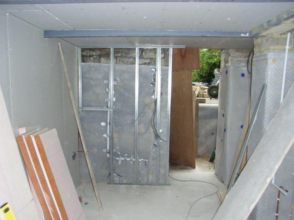 tanked walls
