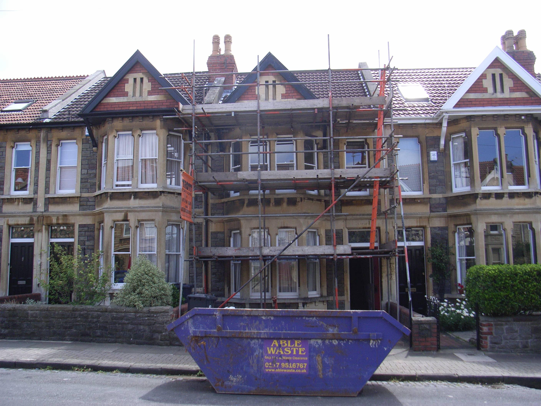 total house renovation