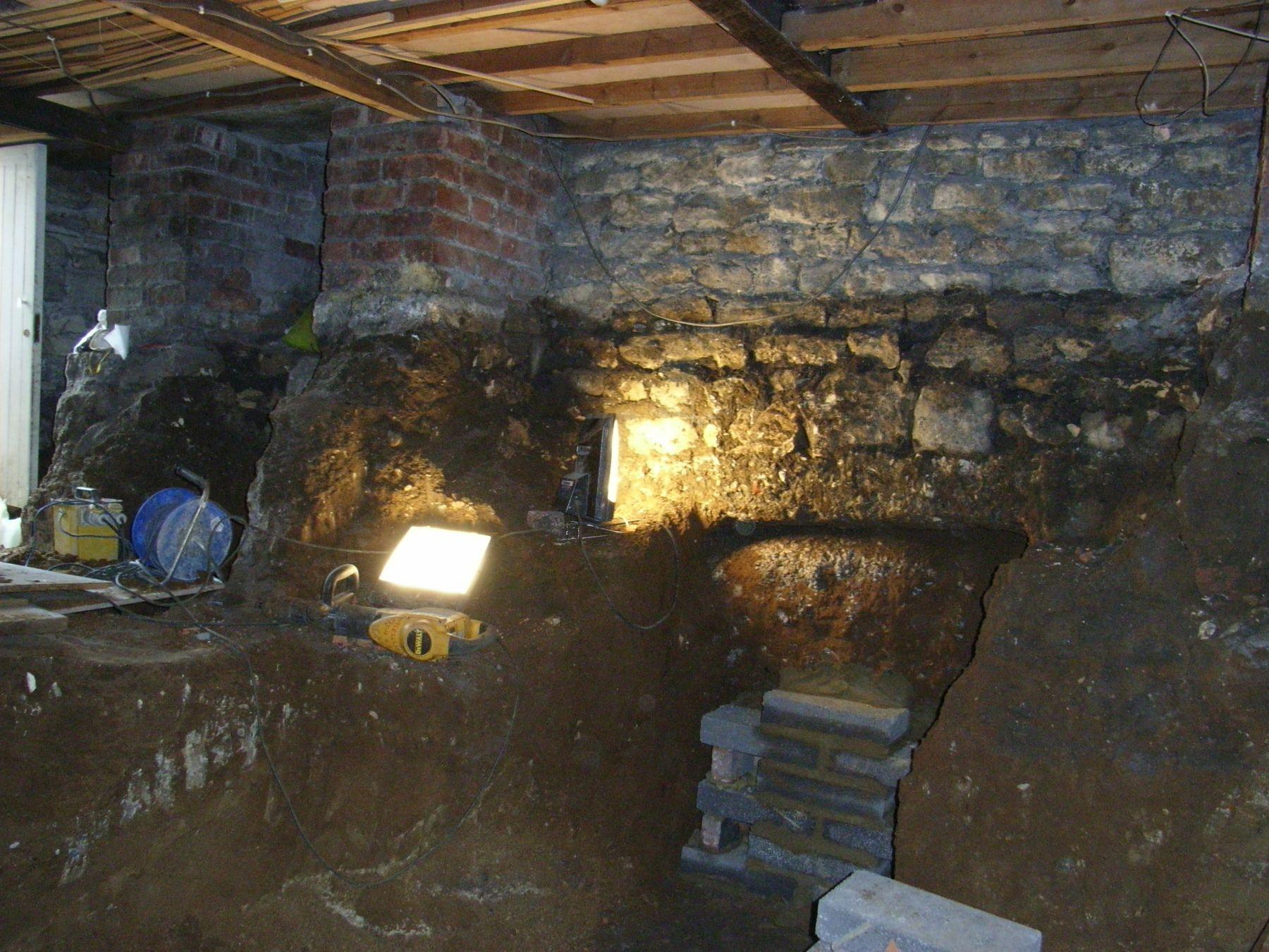 underpinning basement