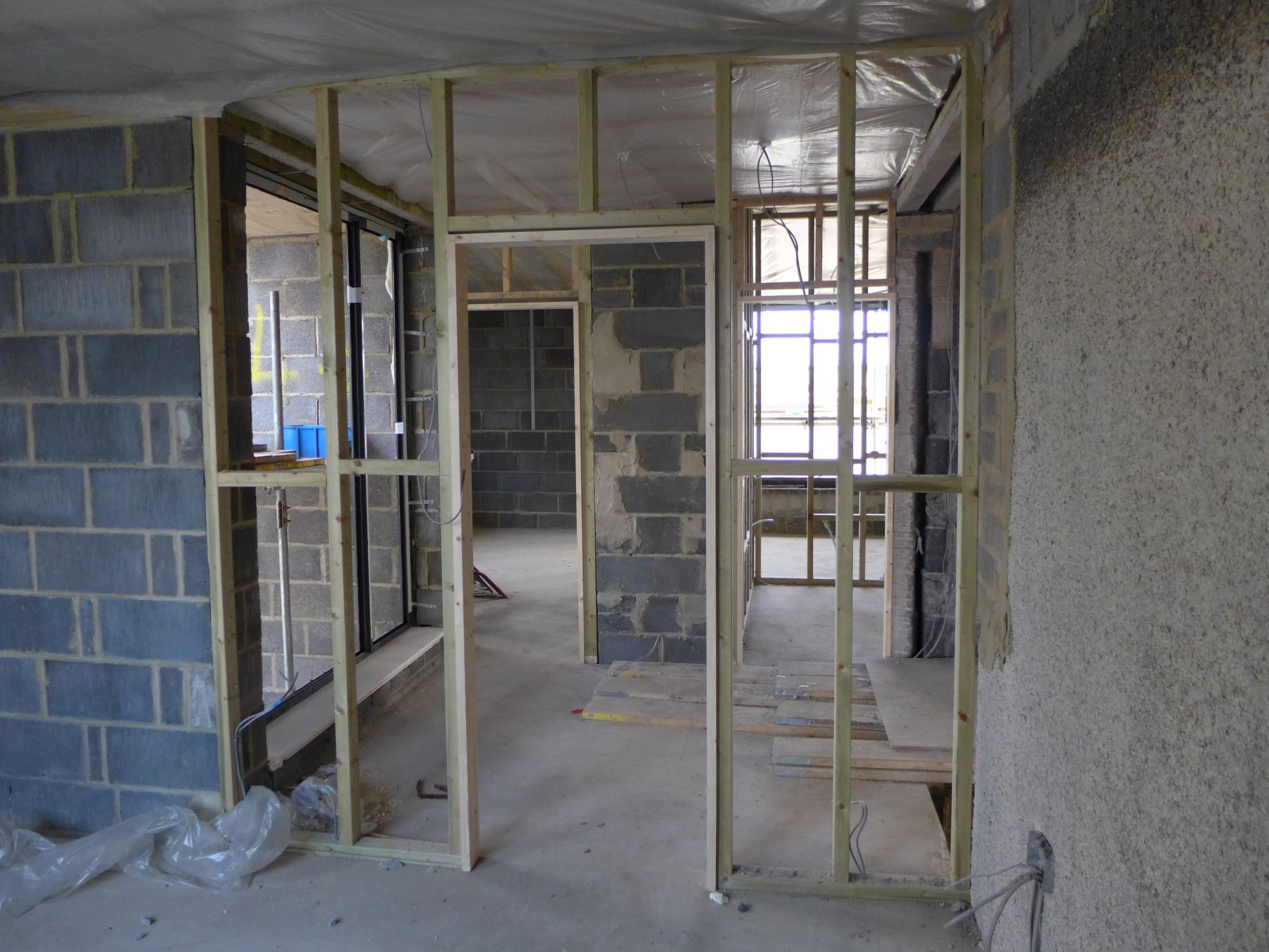 New Build Property Near Bath Style Within