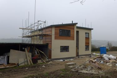 new build with new roof