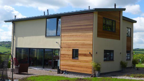New Build Home near Bath