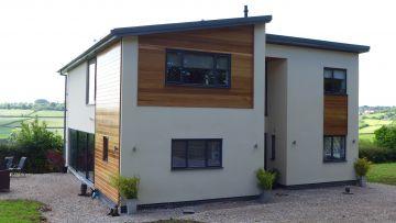 new build house near Bath