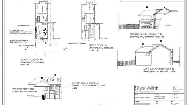 planning application Bath