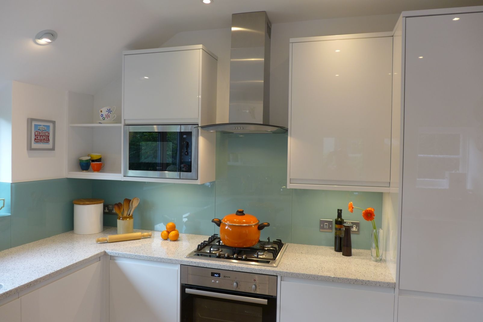 Kitchens style within for Small kitchens south africa