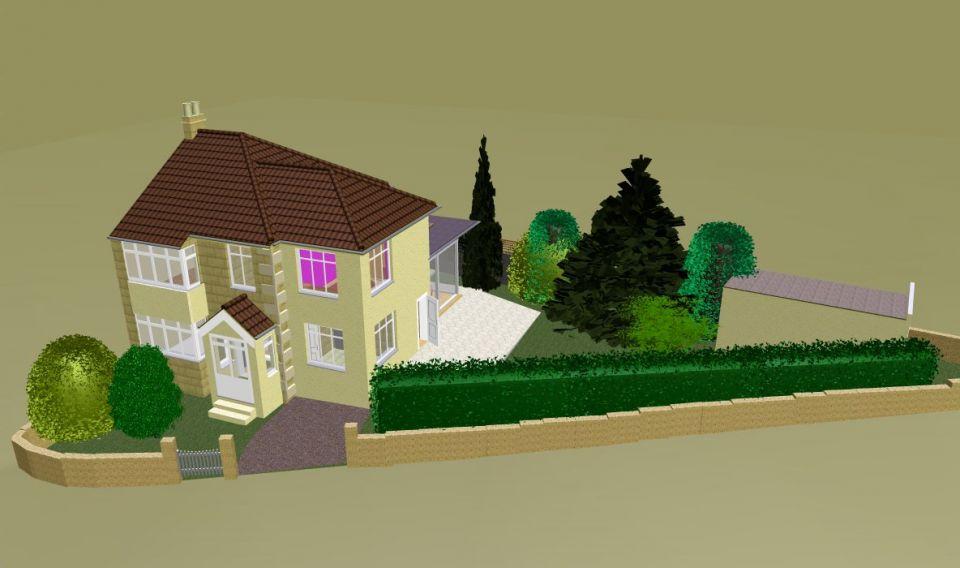 3d home design for House extension design software
