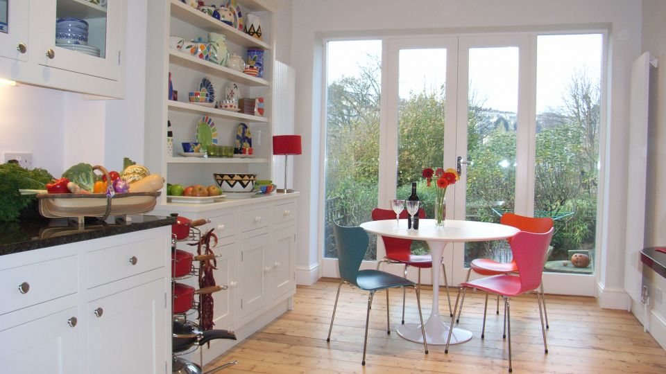 kitchen created by style within interior designers in Bath