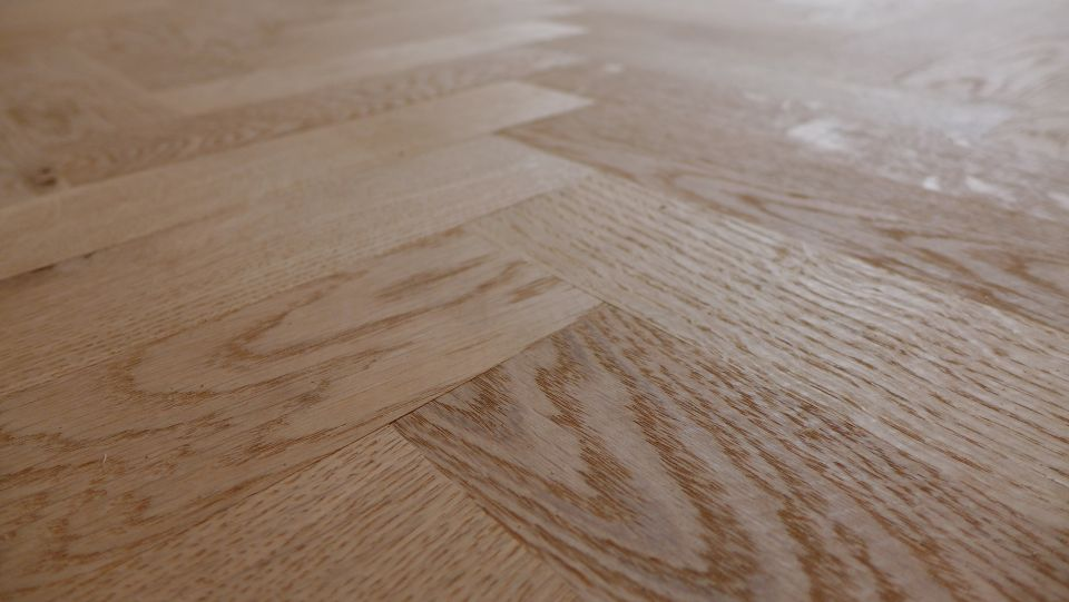cost of parquet flooring