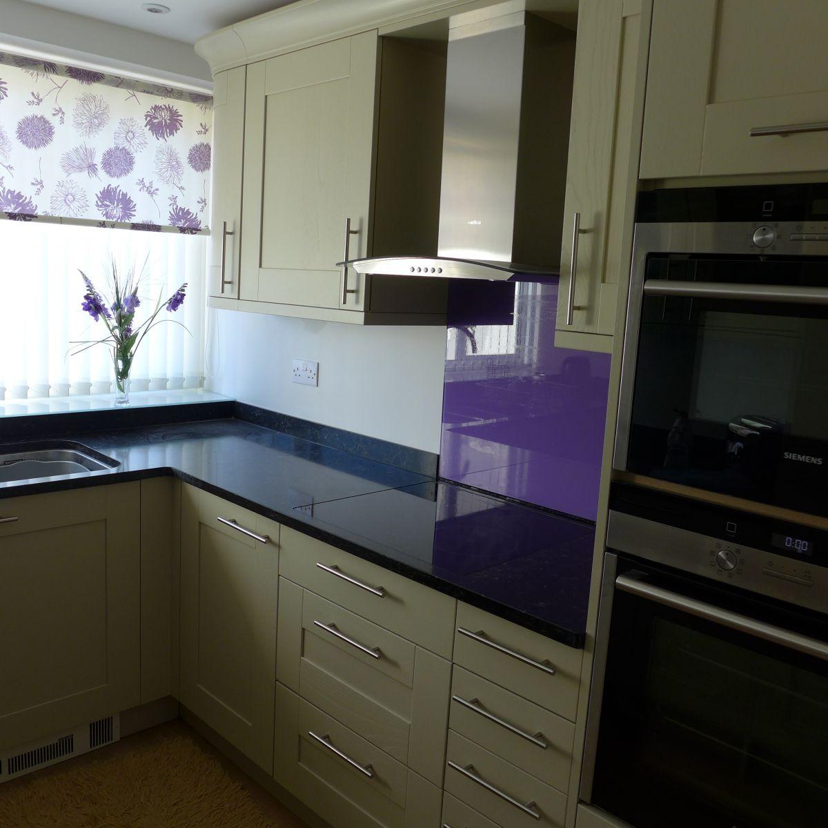 Flat refurbishment burnham on sea style within for Small kitchen ideas uk