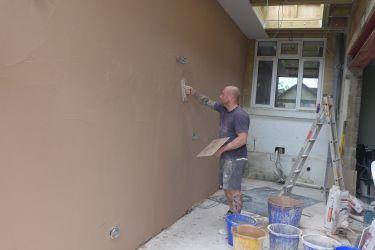skim plaster