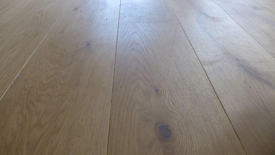 engineered oak kitchen floor