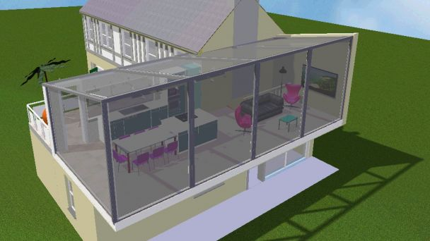Home Design 3D Visual