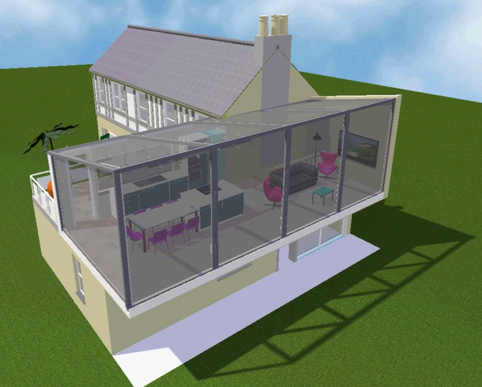 Home Design 3D Visual
