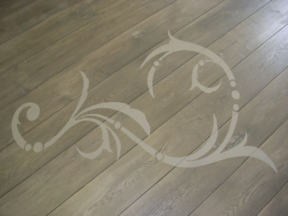 Floor Stencilling Style Within