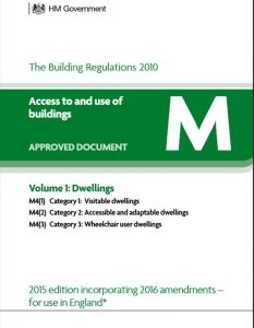 Building Regulations Cover Approved Doc K