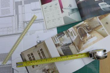 standard dimensions for interior design