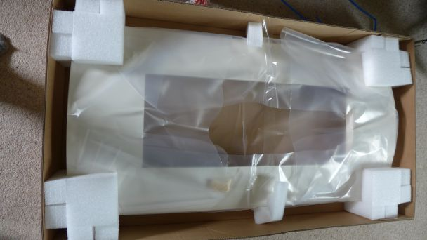 Item well packaged