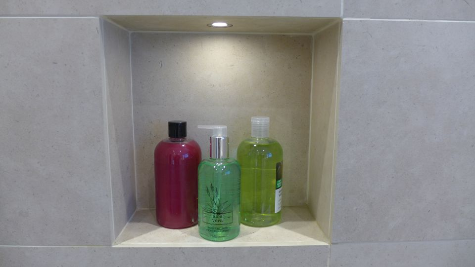 partition shampoo niche