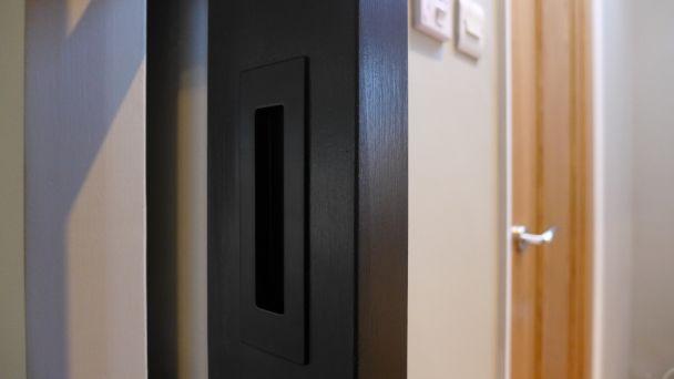 handle for pocket door