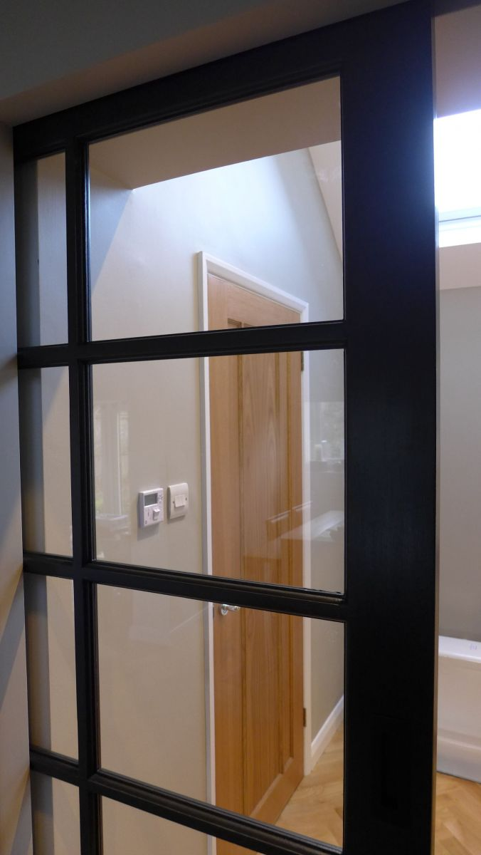 How To Fit A Pocket Door Style Within