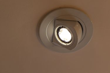 Ceiling LED picture light