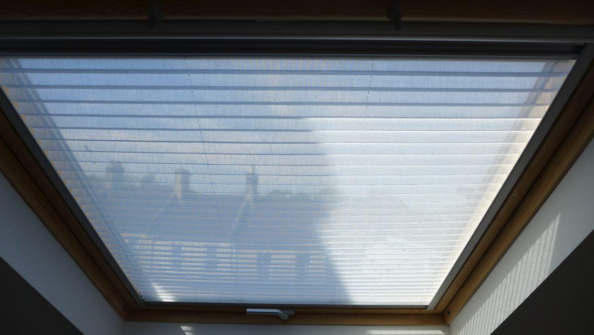 translucent blind for Velux